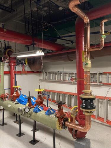 Another successful Smart Valve™ install saving our clients money on their water bill, and doing good by our environment!